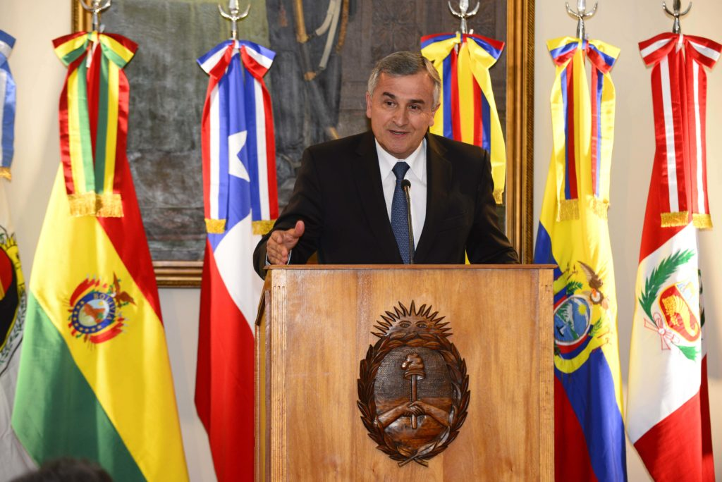 El gobernador Morales disertó durante la presentación del importante certamen provincial