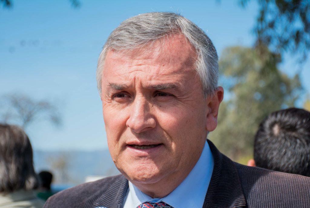 Gerardo Morales, gobernador de Jujuy
