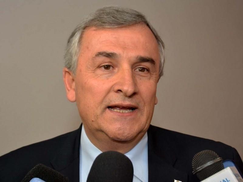 Gerardo Morales, gobernador de la Provincia.