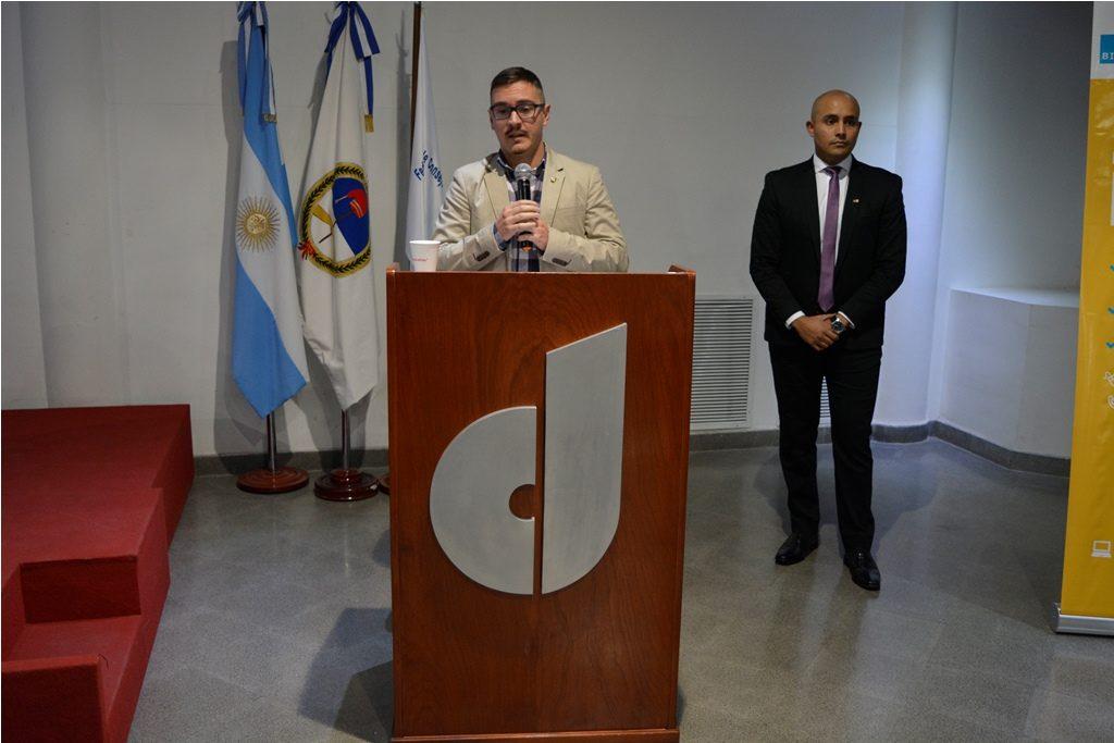 Gabriel Marquez, director de Agencias de Comercialización.