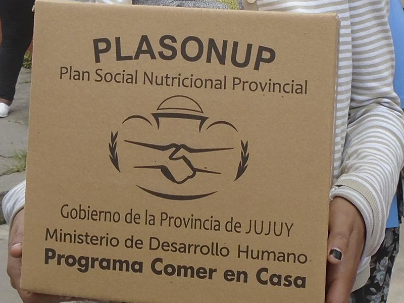 El martes 26 de septiembre comenzará la entrega de Unidades Alimentarias en Capital