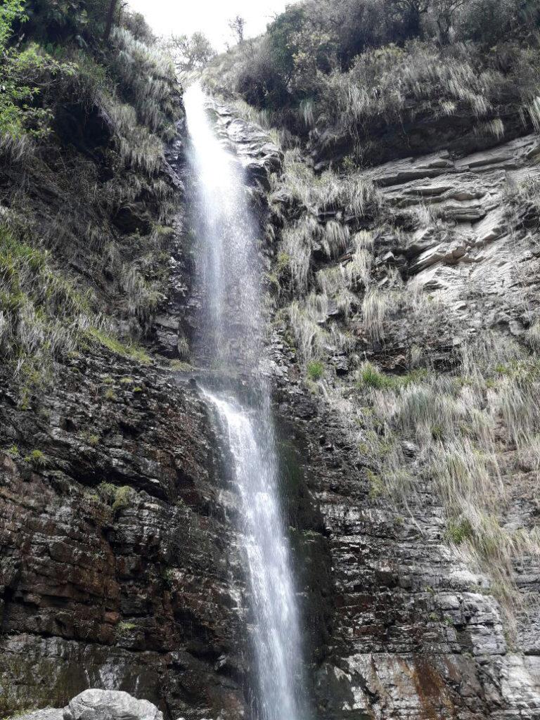 Cascada de Los Paños.