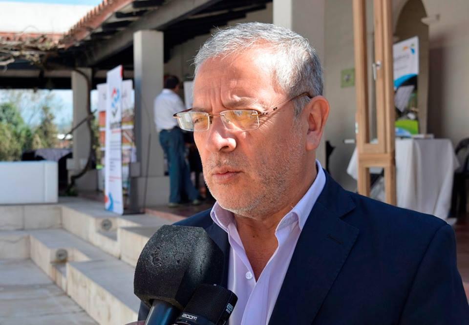 El ministro Abud Robles anunció la aprobación y remisión de partidas para tabacaleros.