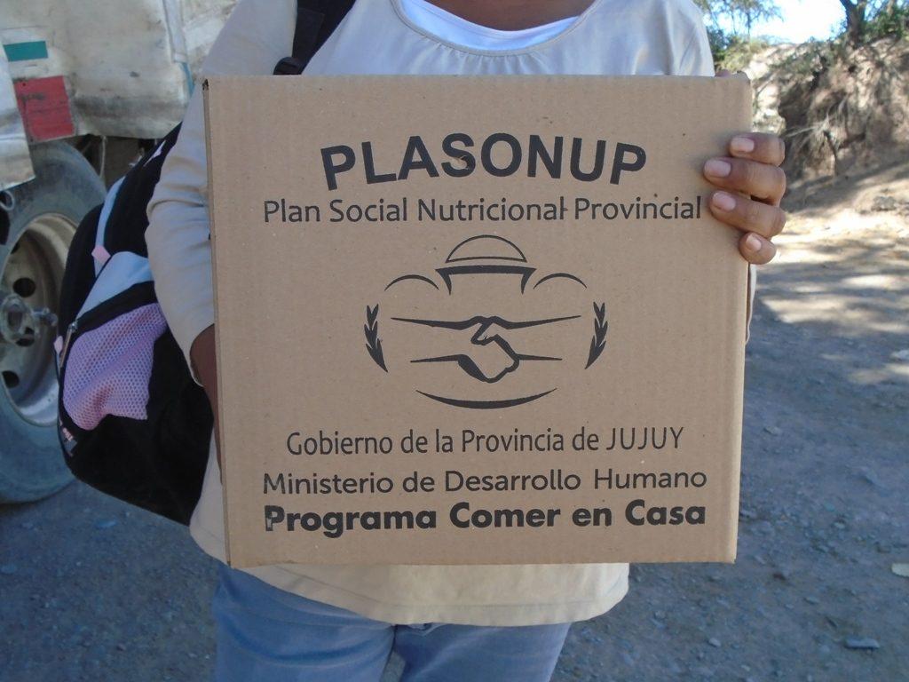 Desde el miércoles 18 se realizará la entrega de Unidades Alimentarias en Yavi, Pumahuasi y Puesto del Marqués.