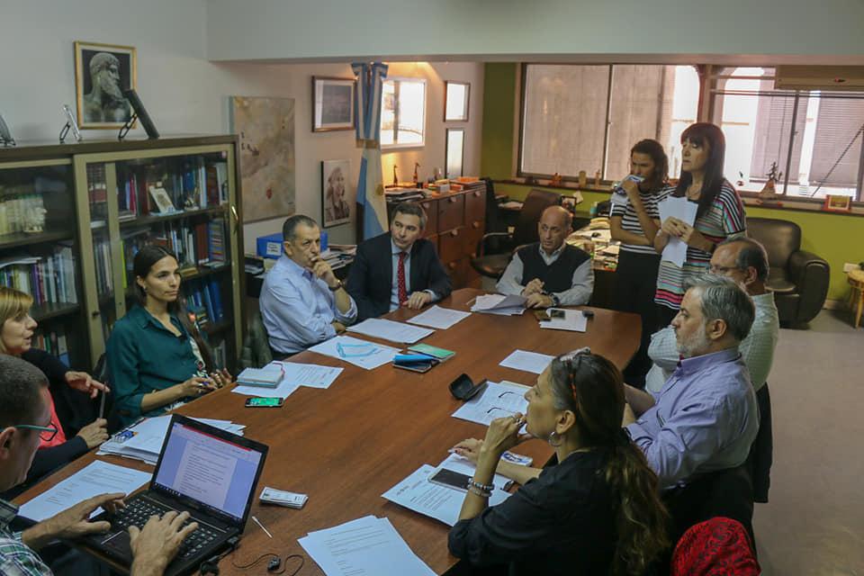 Sesionó en Tucumán el Consejo Regional Norte Cultura